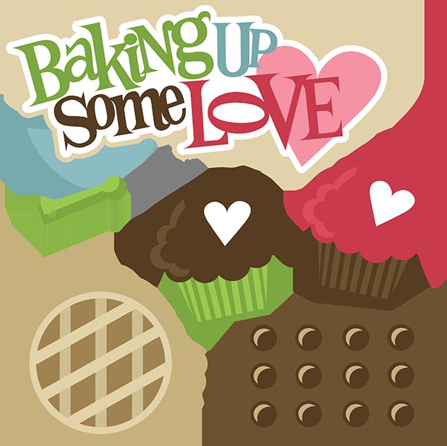 Cute Baking Clipart.