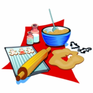 Baking Clipart PNG Images.