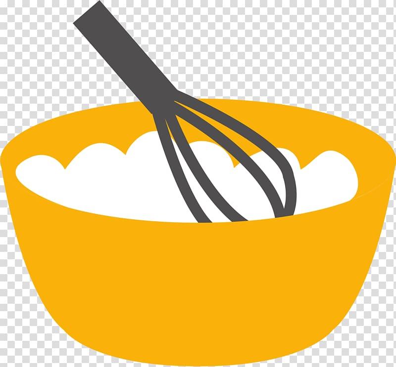Whisk Bowl Kitchen utensil Tableware , Baking transparent.