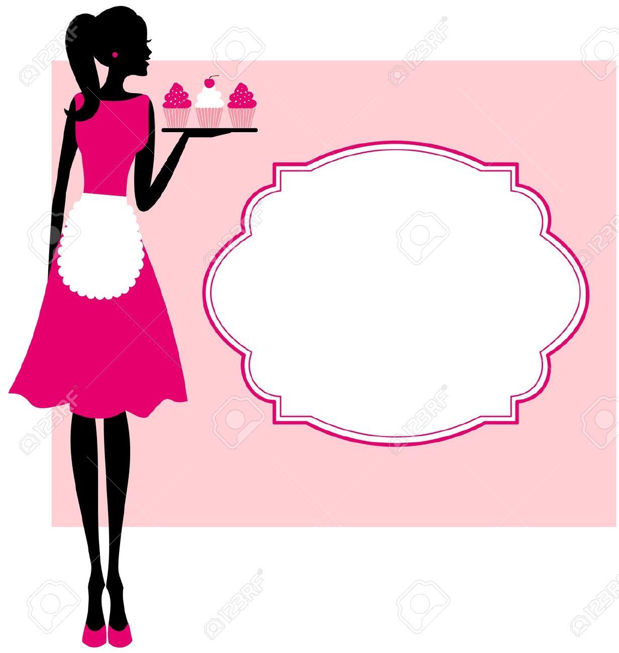 Showing post & media for Cartoon women baking cake.