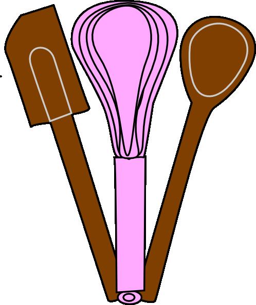 Baking Utensils Clip Art at Clker.com.