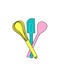 Baking Utensils clipart, cliparts of Baking Utensils free download.