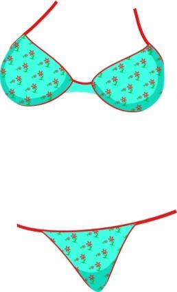 Bikini clip art Clipart Graphic.