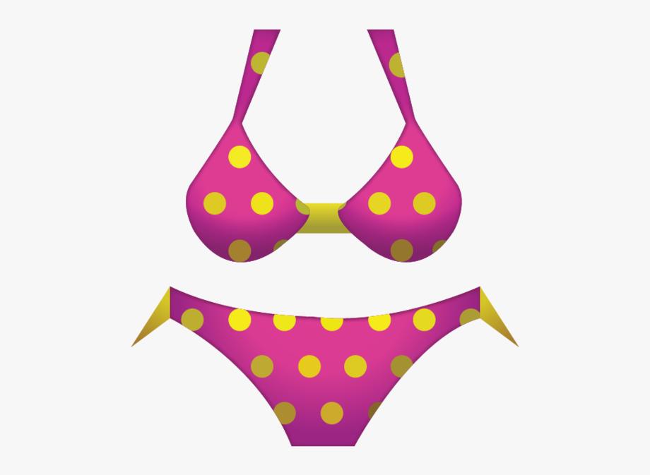 Download Bikini Emoji.