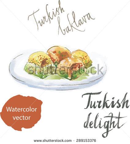 Baklava Stockfoto's, rechtenvrije afbeeldingen en vectoren.