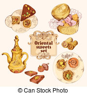 Baklava Illustrations and Stock Art. 90 Baklava illustration.