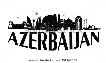 Azerbaijan clipart.