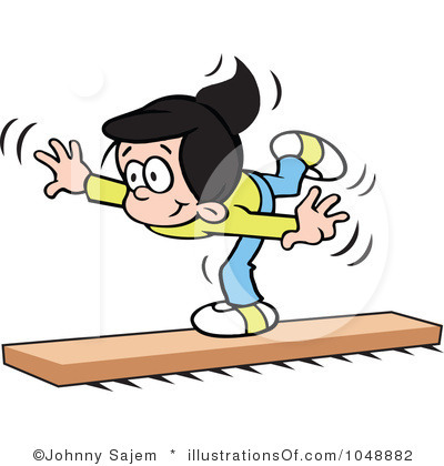 Balancing clipart - Clipground