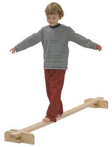 Balance Beam Sngl.