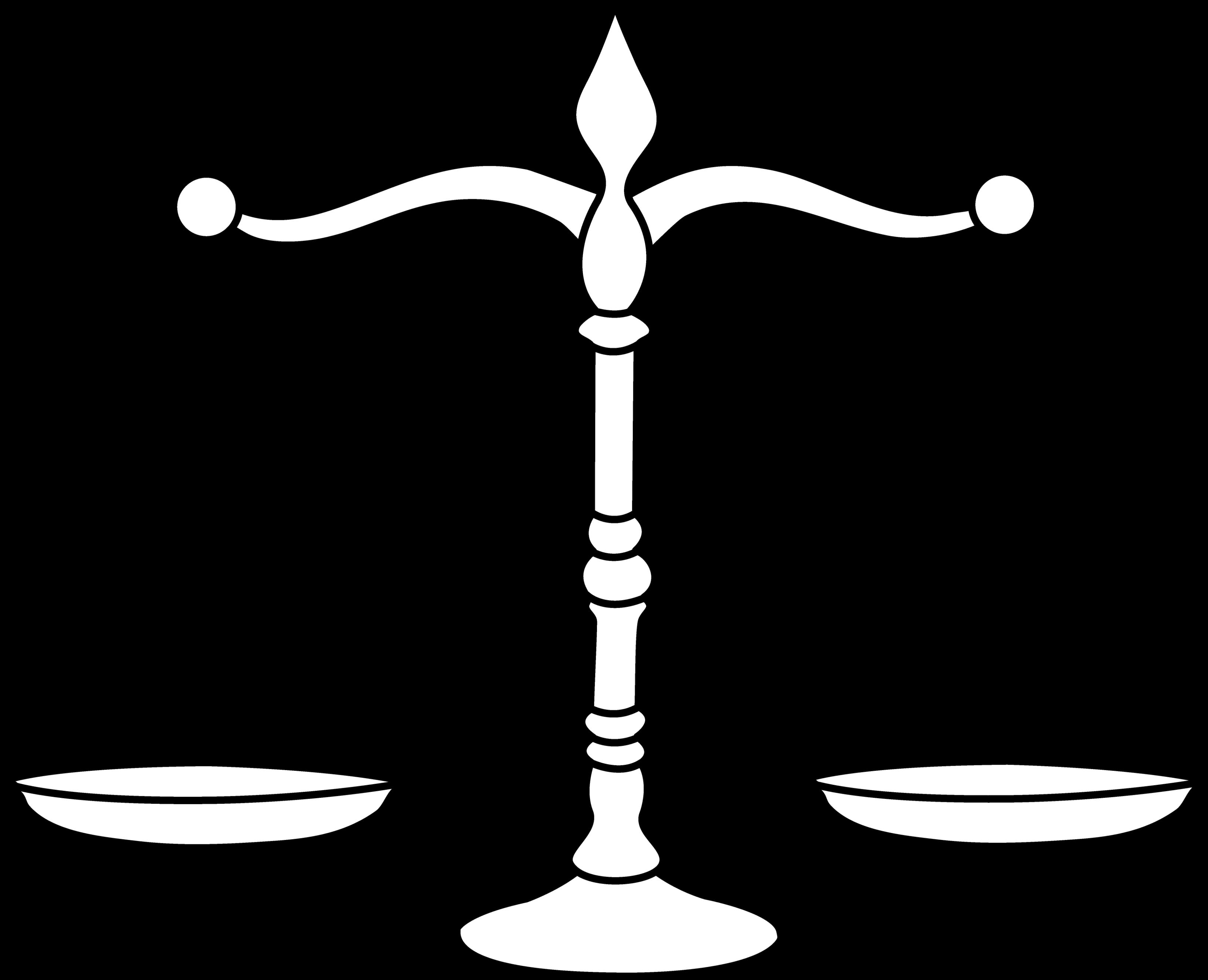 Clipart balance justice.