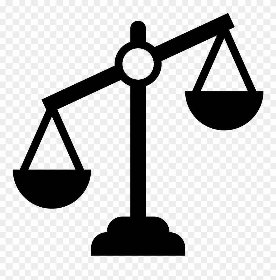Balance Scale Icon Png Clipart (#3624773).