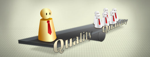 How To Balance Business Lead Quality And Quantity.