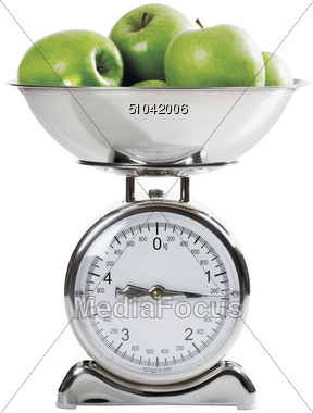 Food Weighing Scale Clipart.