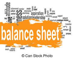 Balance sheet Illustrations and Stock Art. 631 Balance sheet.