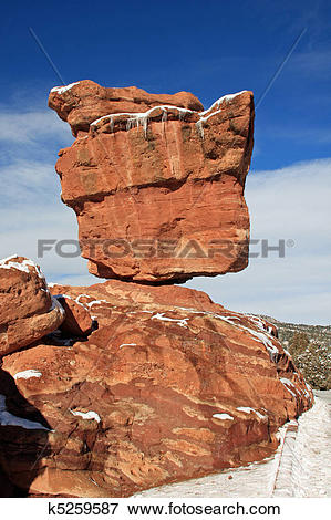 Picture of Balanced Rock k5259587.