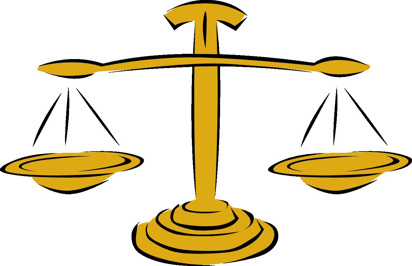 Checks And Balances Scale.
