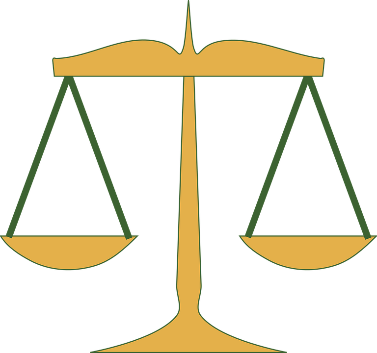Balance scale scales of justice free images on pixabay clip art.