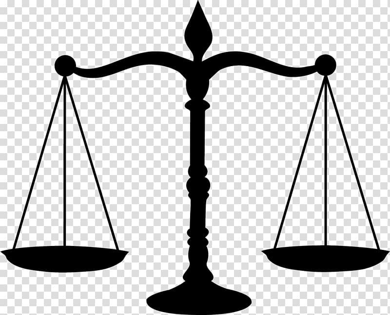 Lady Justice Symbol Criminal justice , balance scales transparent.