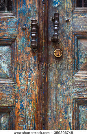 Turkish Door Stock Photos, Royalty.