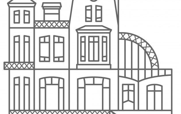 La Villa Balat, Namur.
