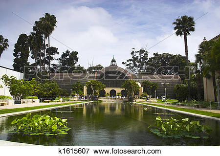 Picture of Balboa park k1615607.