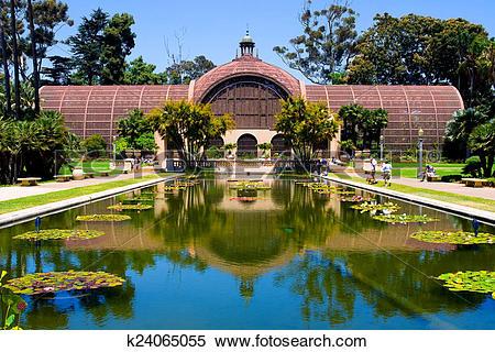 Stock Image of Balboa Park k24065055.