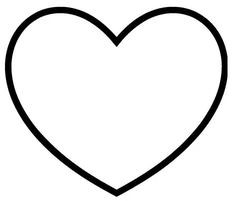Black And White Heart Clipart Free Download Clip Art.