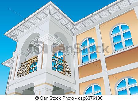 Balcony Illustrations and Stock Art. 2,982 Balcony illustration.
