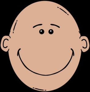Bald clipart.