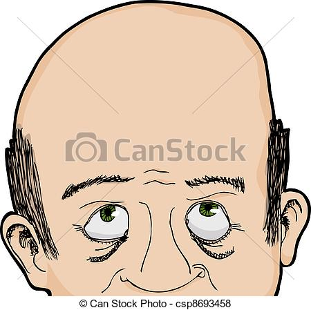 The forehead clipart #11