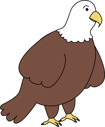Bald Eagle Clipart.