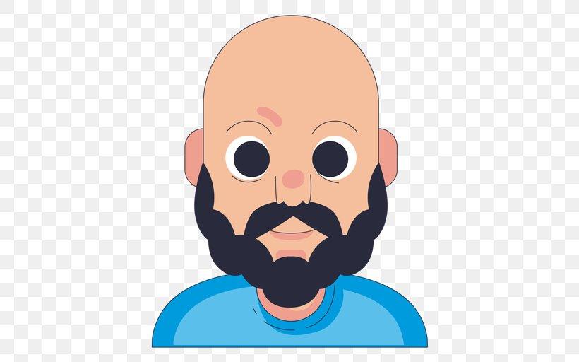 Moustache Beard Clip Art, PNG, 512x512px, Moustache, Beard.