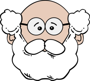 Bald man with beard clipart clipartfest.