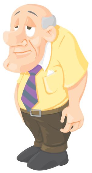 Bald Spot Clip Art, Vector Images & Illustrations.
