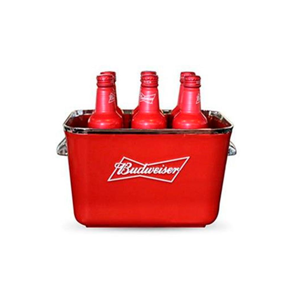 Balde Budweiser.