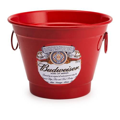 Balde Budweiser em Promoção nas Lojas Americanas.com.