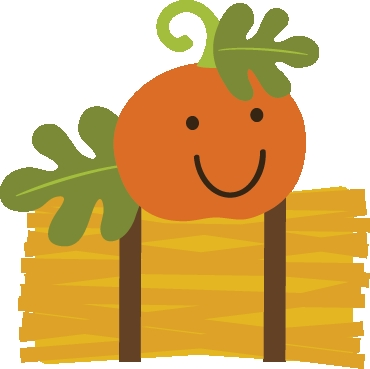 Hay bale clipart #8