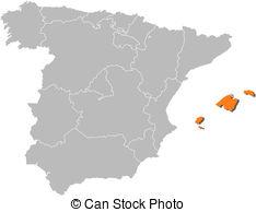Balearic islands clipart #8