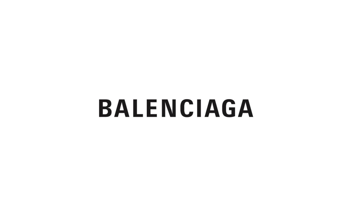 Balenciaga Just Unveiled a New Logo.