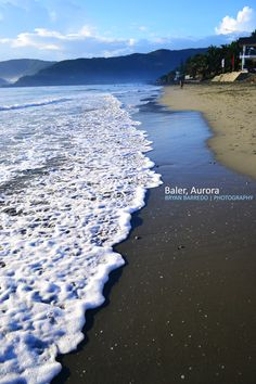 Baler, Aurora in the Philippines.