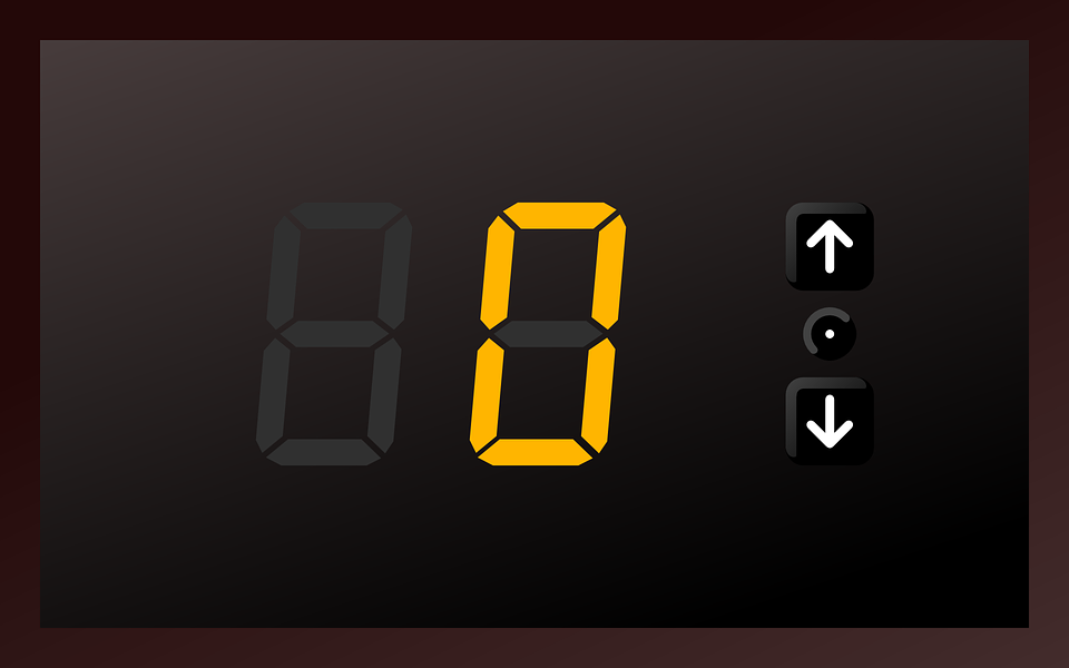 Free vector graphic: Counter, Timer, Lcd, Number.