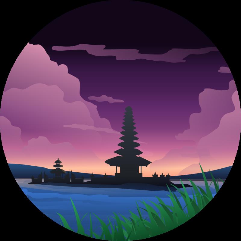Bali clipart - Clipground