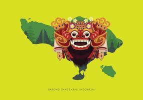 Bali Free Vector Art.