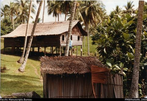 Balimo village [Western Province].