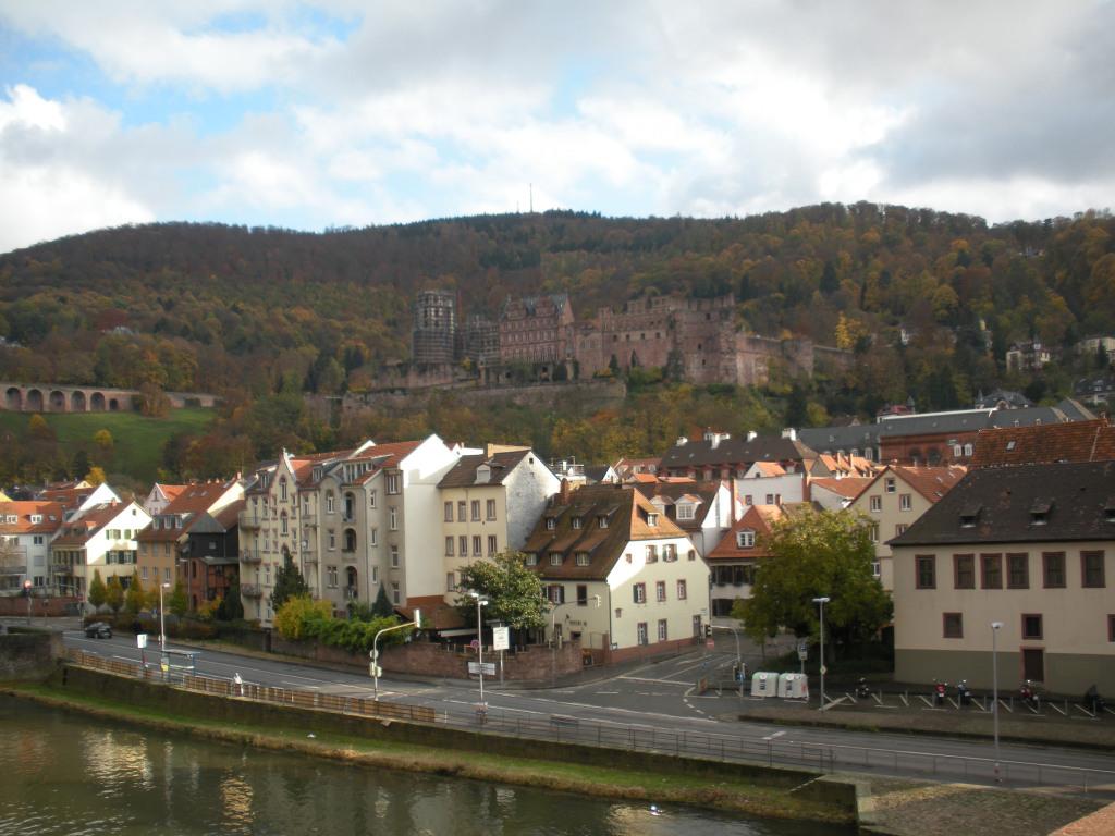 Heidelberg, Balingen, Duesseldorf Alt.