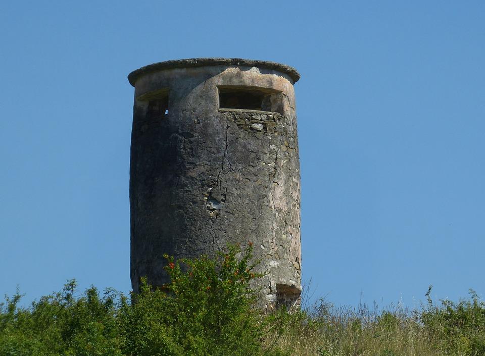 Free photo: Albania, Balkan, Shkodër, Bunker.