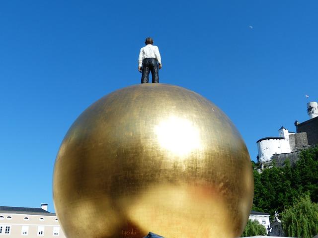 Treasure hunt Salzburg.