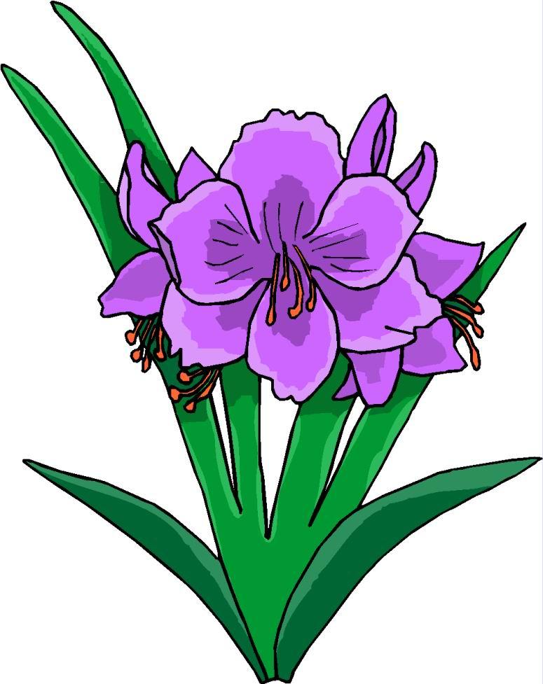 Blumen Clipart.