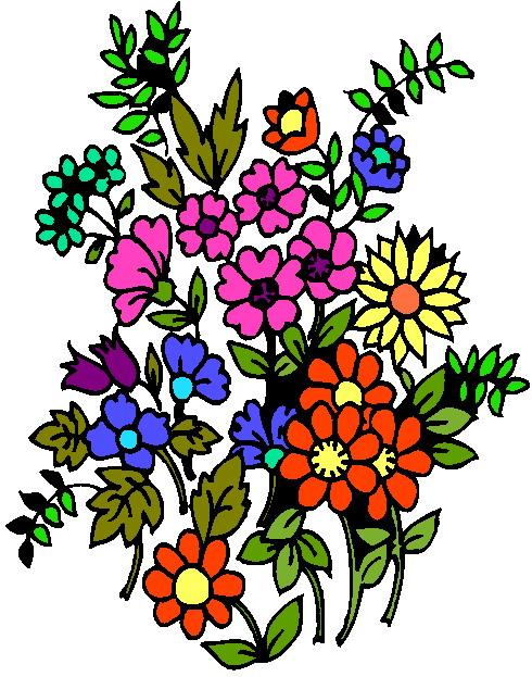 Blumen bild clipart.