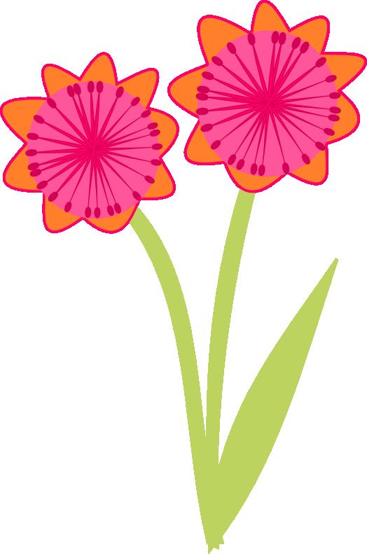 free digital flower scrapbooking embellishment.